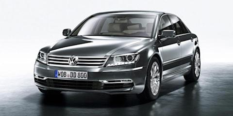 2011 Volkswagen Phaeton unveiled at Beijing Motor Show