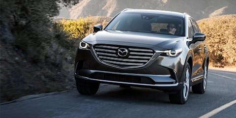 2016 Mazda CX-9 loads up on segment-best safety tech