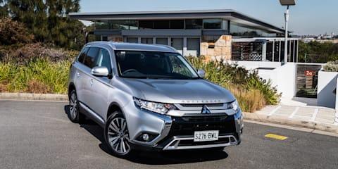 2019 Mitsubishi Outlander LS review