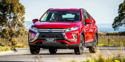 Mitsubishi Eclipse Cross, ASX, Outlander recalled