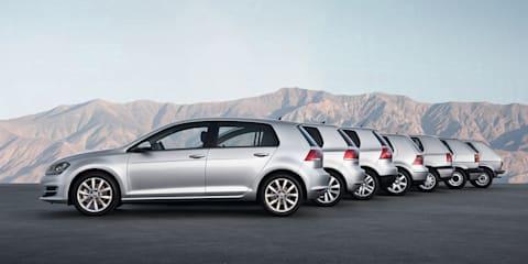 2017 Volkswagen Golf facelift to appear in November