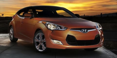 Hyundai Veloster priced from $23,990
