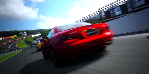 Gran Turismo 6 teased ahead of December launch