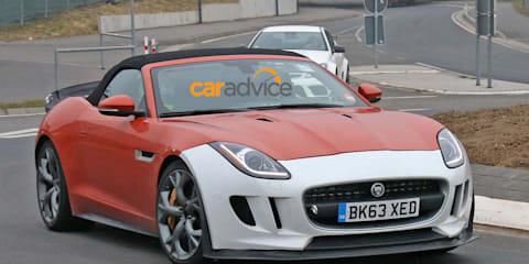 Jaguar F-Type range to keep expanding