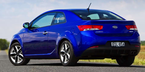 Kia Cerato Koup Review