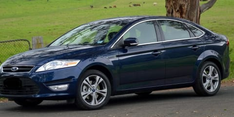 2012 Ford Mondeo Zetec review