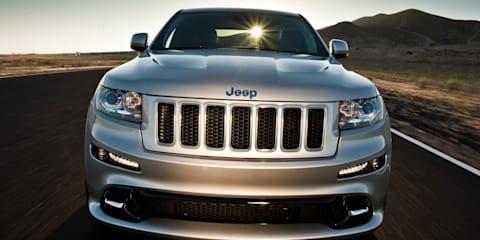 Jeep Grand Cherokee SRT8: performance SUV delayed