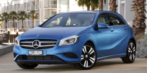 Mercedes-Benz A-Class recalled over dashboard defect