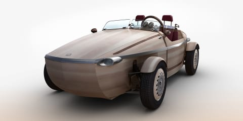 Toyota Setsuna concept:: Wood-based car to debut in Milan
