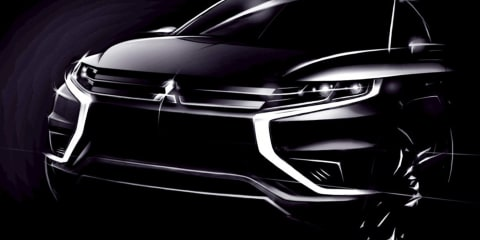 Mitsubishi Outlander PHEV Concept-S to debut in Paris