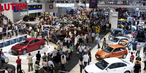 2010 Australian International Motor Show tickets now on sale