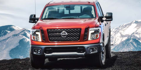 Nissan Titan ruled out for Australia
