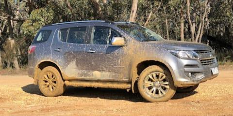 2018 Holden Trailblazer LTZ review