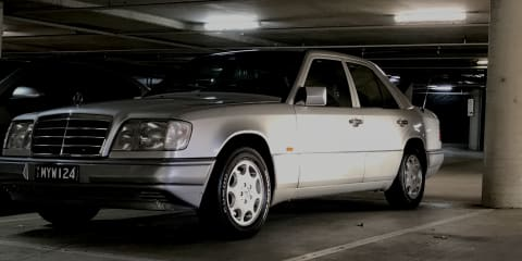 1995 Mercedes-Benz E280 review