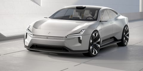 Polestar Precept concept revealed for Geneva motor show