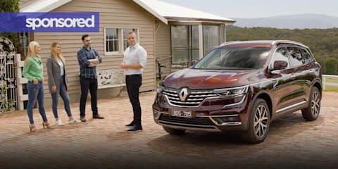2020 Renault Koleos: A fresh perspective