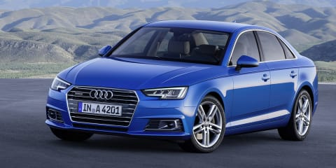 2016 Audi A4 Review : International Launch