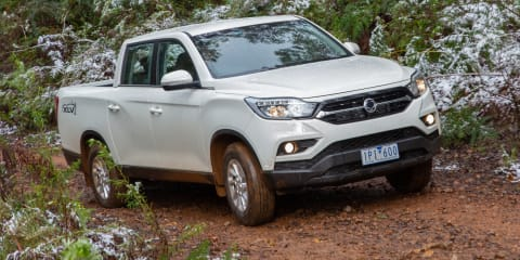 2019 Ssangyong Musso XLV review
