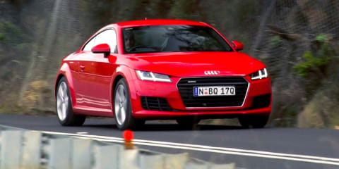 2015 Audi TT Quattro review