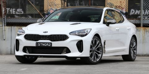 2019 Kia Stinger GT-Line four-cylinder review