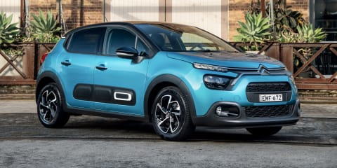 2021 Citroen C3 price and specs