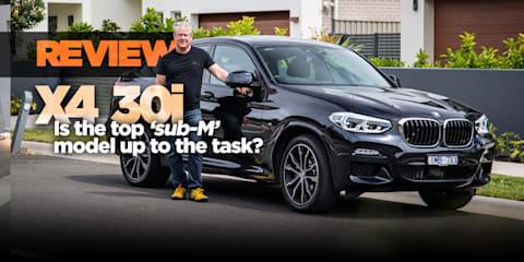 2019 BMW X4 xDrive30i M Sport review: is it enough?
