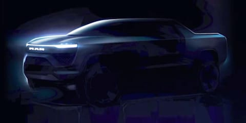 Electric Ram 1500 full-size pick-up confirmed for 2024 with 800km range