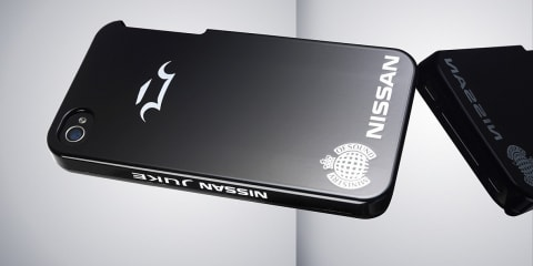Nissan's self-healing iPhone case
