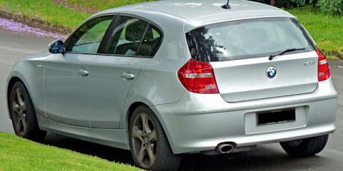 2005 BMW 120i review