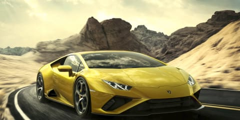 2020 Lamborghini Huracán Evo RWD revealed, Spyder coming too: Australian pricing