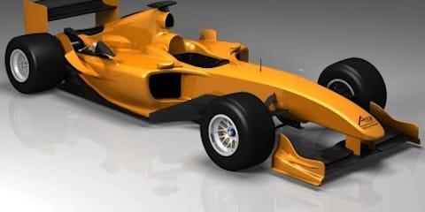 Ferrari powers up A1GP