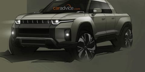 SsangYong confirms electric ute for production, but launch timing and Australian prospects unclear