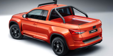 Skoda Mountiaq concept unveiled
