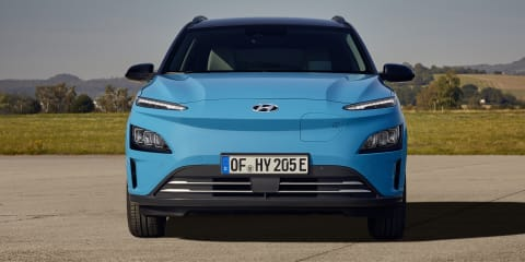 2021 Hyundai Kona Electric revealed, Australian launch due first half next year