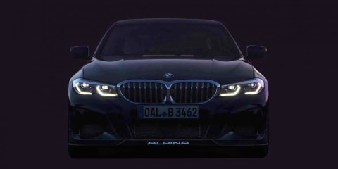 2020 Alpina B3 Touring teased