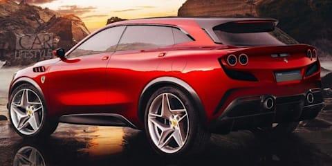 Ferrari's future is a range of all-electric SUVs – report
