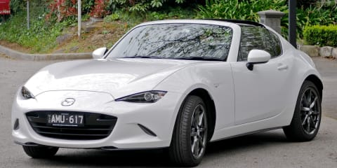 2017 Mazda MX-5 RF GT review