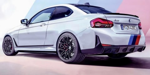 2022 BMW iM2: Details of the 1000kW electric coupe revealed – report