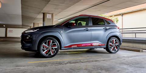 2019 Hyundai Kona Iron Man Edition review