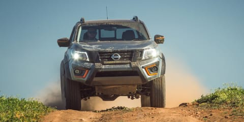 2020 Nissan Navara N-Trek Warrior: Aussie-tuned hero revealed