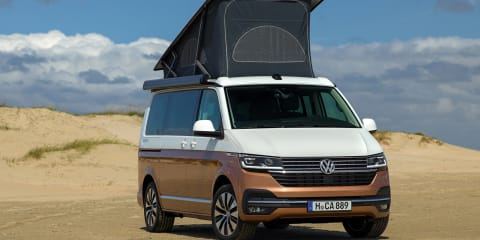 2020 Volkswagen California T6.1 revealed