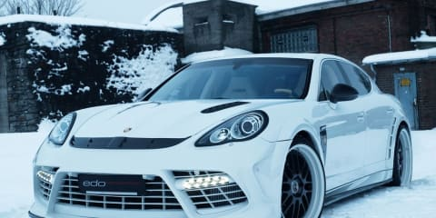 2010 Porsche Panamera Turbo Moby Dick by Edo