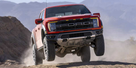 2021 Ford F-150 Raptor: Ranger Raptor's bigger brother revealed with twin-turbo V6, V8 version due 2022