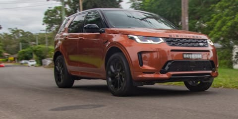 2020 Land Rover Discovery Sport review: P250 R-Dynamic SE