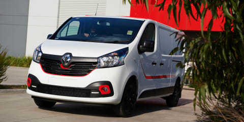 2019 Renault Trafic Formula Edition revealed
