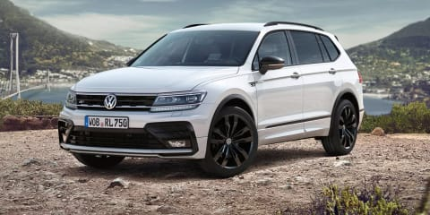 2021 Volkswagen Tiguan Allspace Wolfsburg price and specs: Special-edition seven-seater due in June