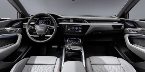 Audi e-tron Sportback revealed, here 'second half' of 2020