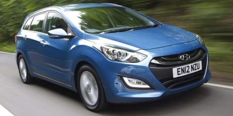2013 Hyundai i30 Tourer confirmed for Australia