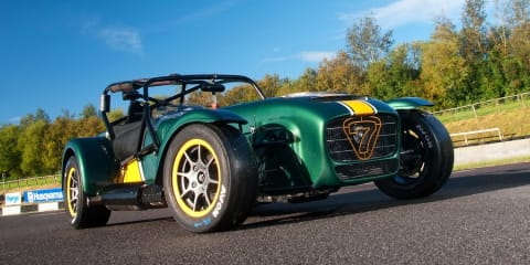 Caterham Seven Superlight R600: iconic Brit launches its fastest car yet