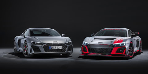 Audi R8 'Green Hell' name registered. Is it for a Nürburgring record-breaker?